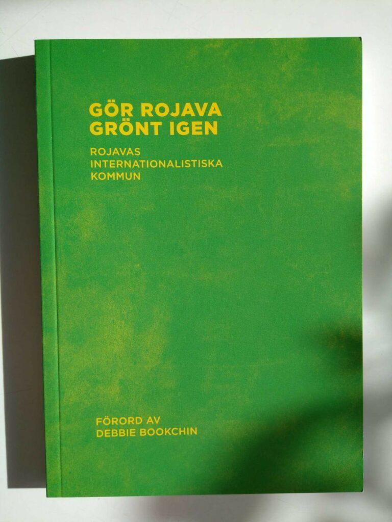 Gör Rojava grönt igen